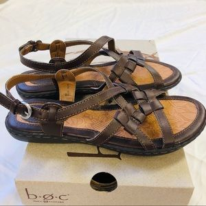 B.O.C Vegan Sandals Size 6